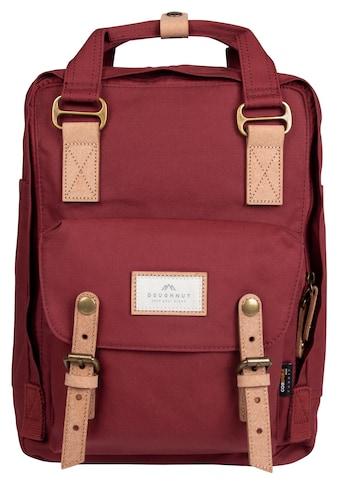 Doughnut Cityrucksack »Macaroon PFC Free Series Backpack«, mit seitlichen Steckfächern kaufen