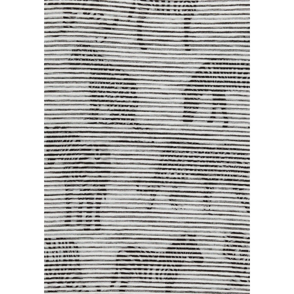 Aniston CASUAL T-Shirt, mit Zebras und Raubtieren bedruckt