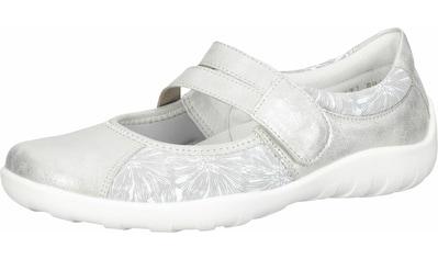 Remonte Riemchenballerina »Lederimitat/Textil« kaufen