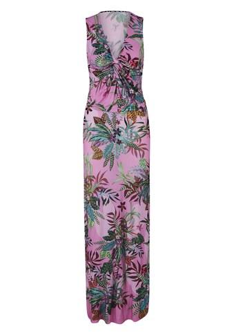 ASHLEY BROOKE by Heine Jerseykleid, mit tropischem Print kaufen