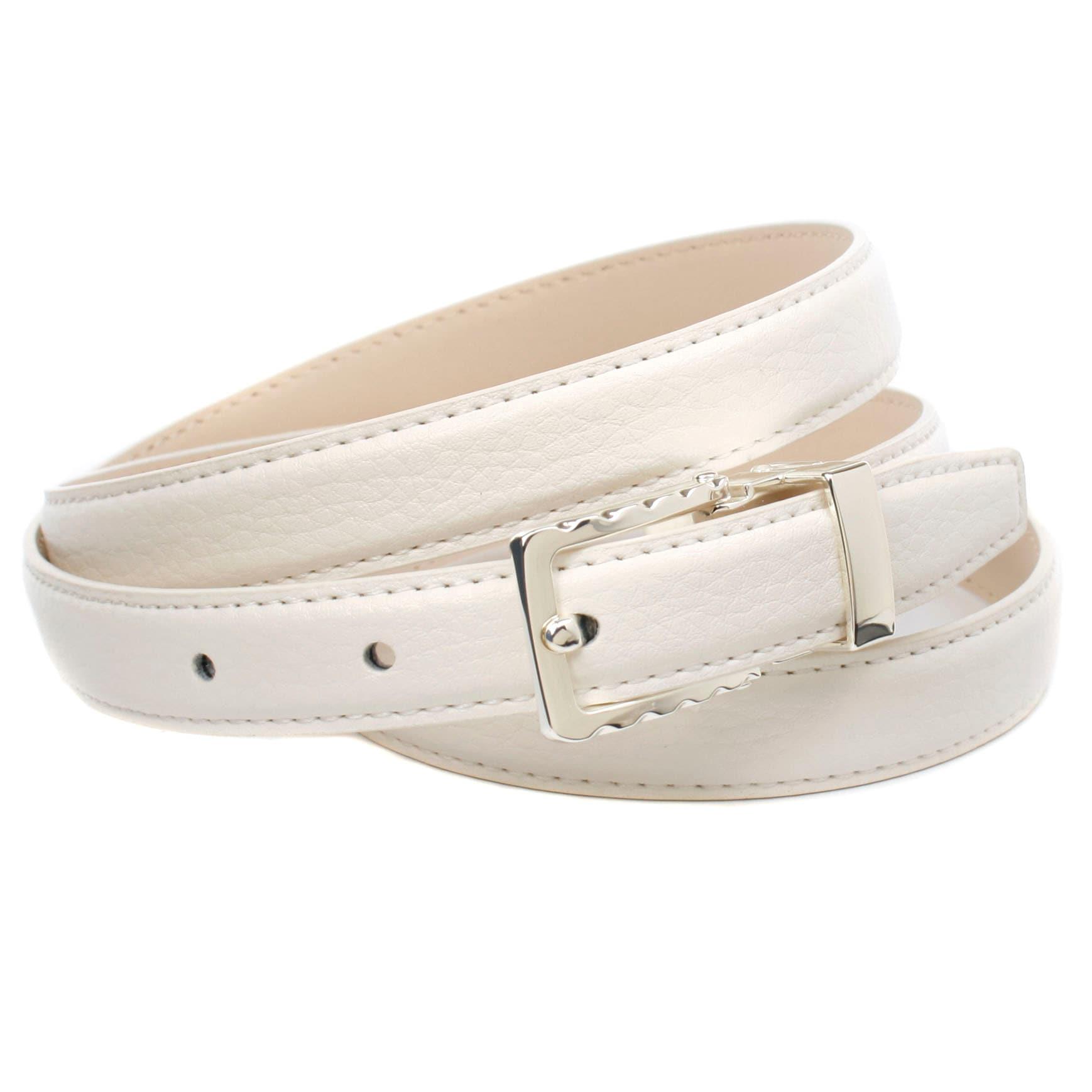 anthoni crown ledergrtel Aus formstabilem Leder gefertigt EAcyC