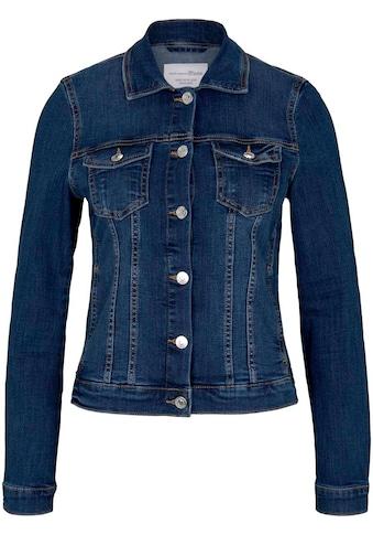 TOM TAILOR Denim Jeansjacke, mit Brusttaschen kaufen