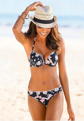Sunseeker Bikini-Hose »Ditsy«, mit Häkelkante kaufen