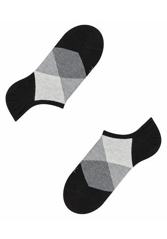 Burlington Sneakersocken »Clyde«, (1 Paar), aus weicher gekämmter Baumwolle kaufen