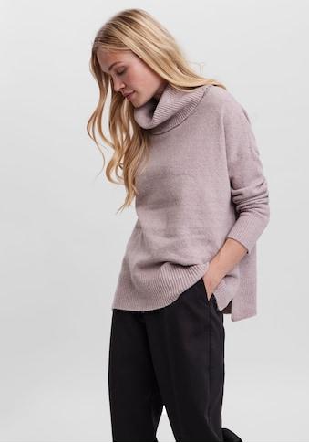 Vero Moda Rollkragenpullover »VMDOFFY COWLNECK« kaufen