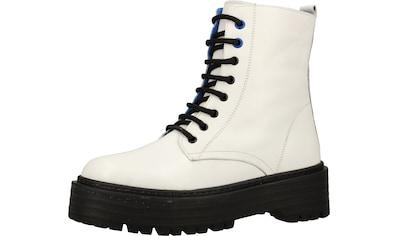 ILC Schnürstiefelette »Leder« kaufen
