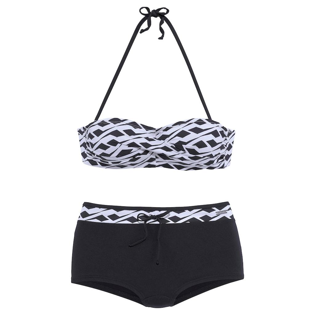 LASCANA Bügel-Bandeau-Bikini