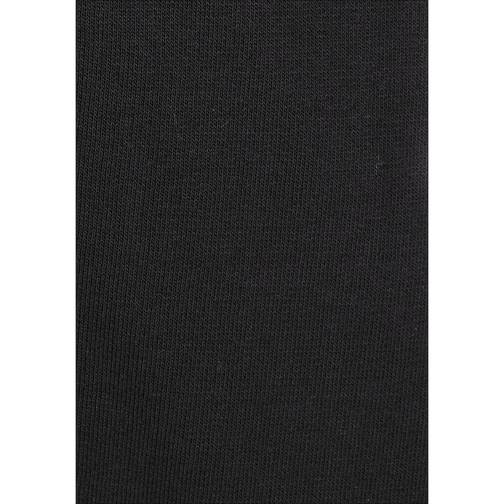 Bench. Kapuzensweatjacke, mit kontrastfarbenen Details