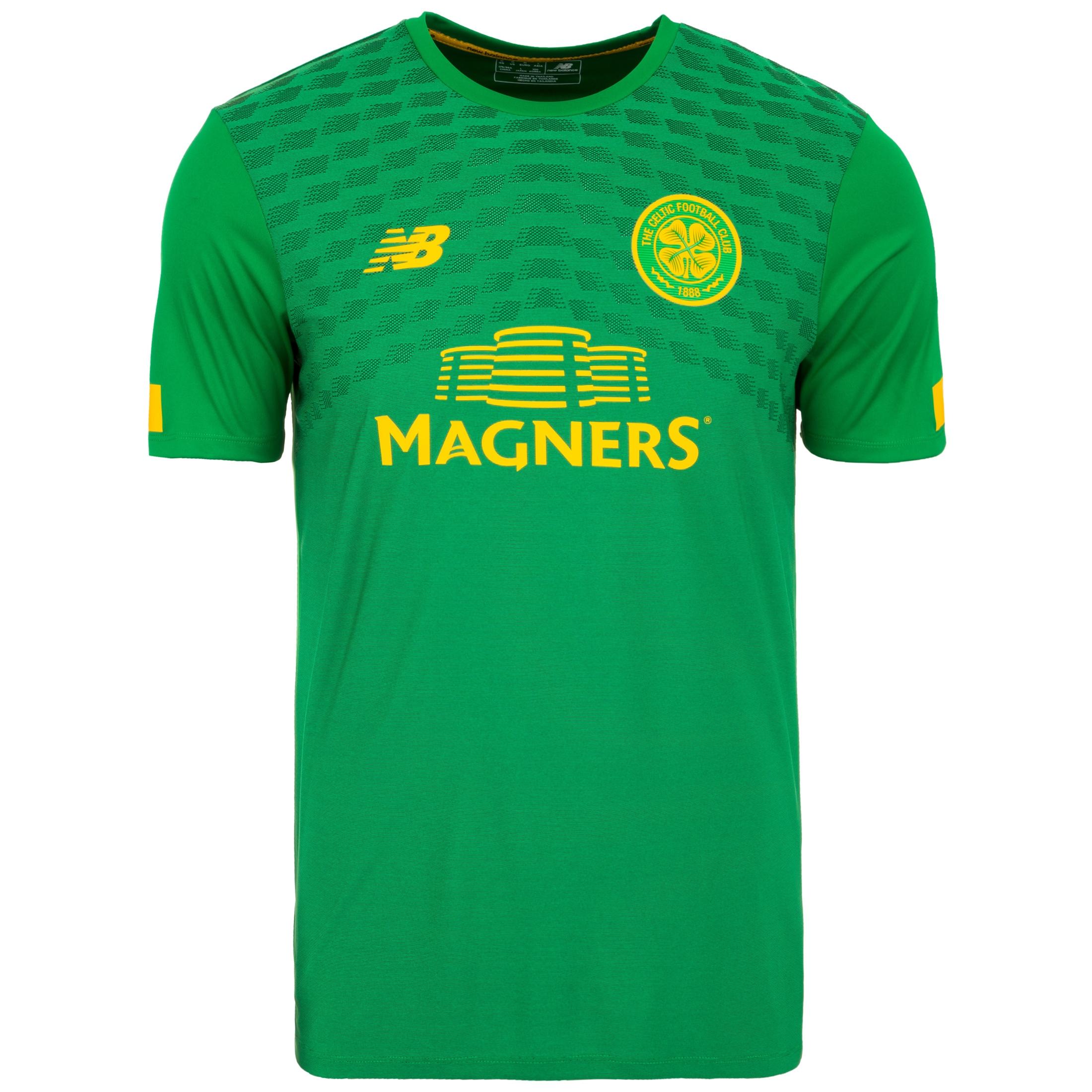 New Balance Trainingsshirt Fc Celtic Glasgow Pre-match