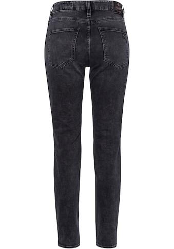 Herrlicher Slim-fit-Jeans »MÄZE SLIM«, im Crossover-Look kaufen