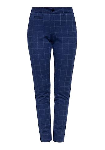 ATT Jeans Stretch-Hose »Sophie«, mit dezentem Karomuster kaufen