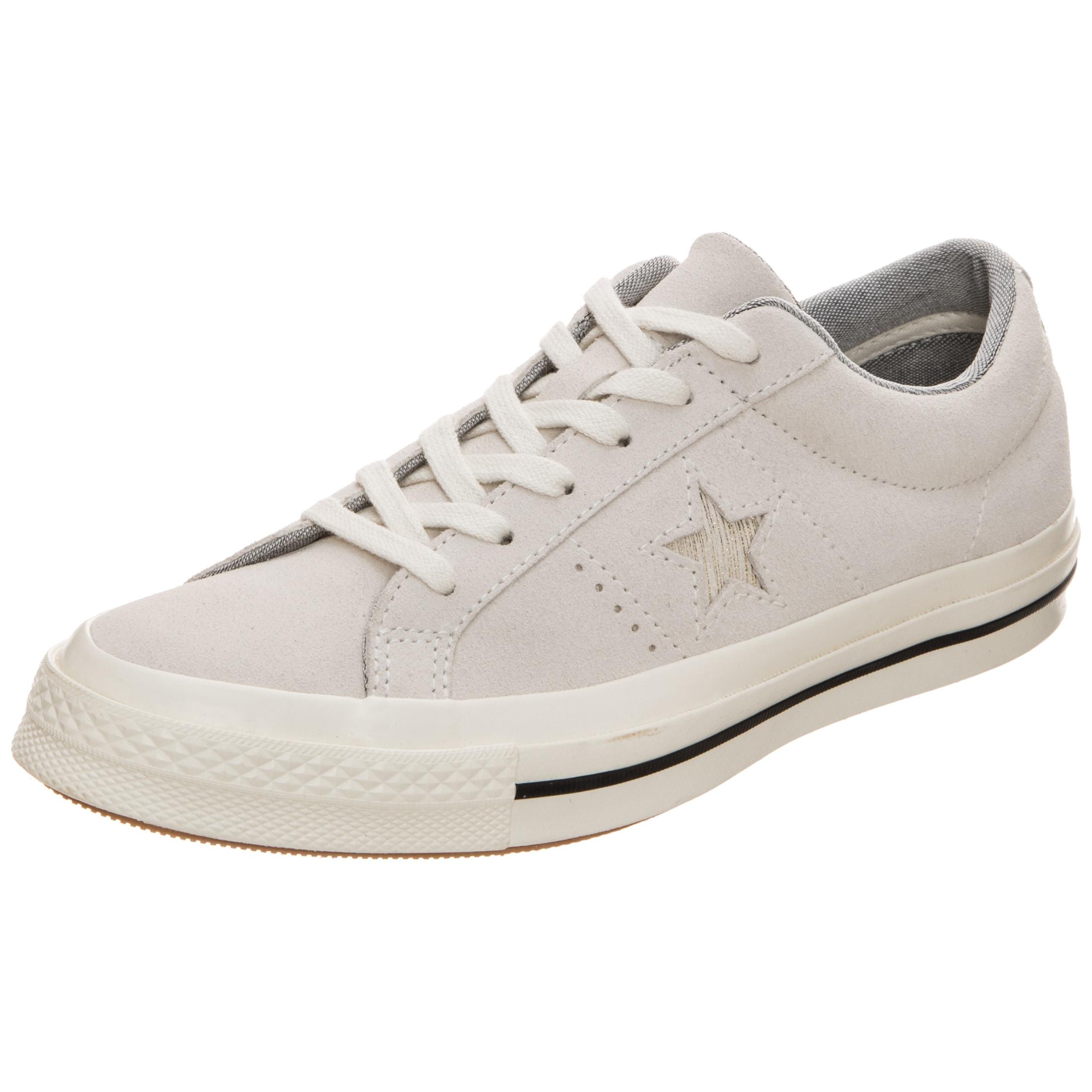 Converse Sneaker Cons One Star Precious Metal Suede