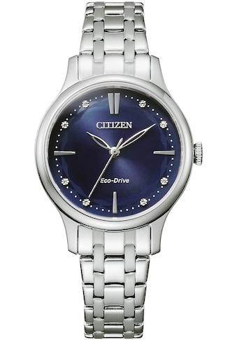 Citizen Solaruhr »EM0890-85L« kaufen