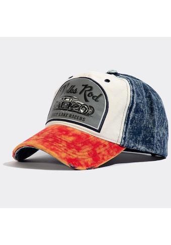 KingKerosin Baseball Cap »Volks Rod«, im Used-Look kaufen