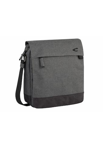 camel active Umhängetasche »HONG KONG«, Crossbody-Bag mit gepolstertem Laptop-Fach kaufen