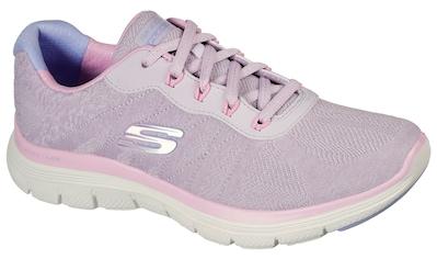 Skechers Sneaker »FLEX APEEAL 4.0 FRESH MOVE«, mit Air Cooled Memory Foam kaufen