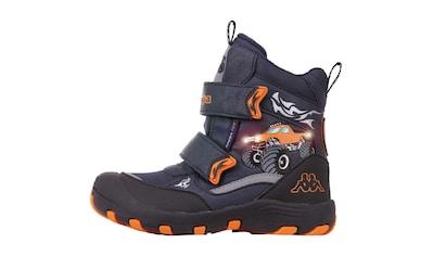Kappa Winterboots »BIG WHEEL TEX KIDS« kaufen