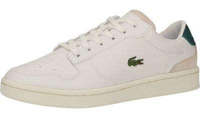 Lacoste Sneaker »Leder/Synthetik« kaufen