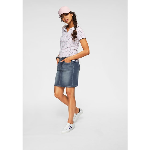 TOM TAILOR Polo Team Jeansrock