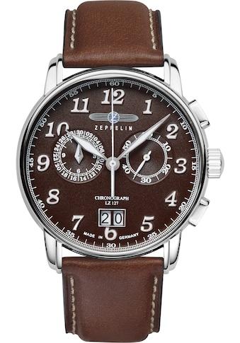 ZEPPELIN Chronograph »LZ 127 Graf Zeppelin, 7684-4« kaufen