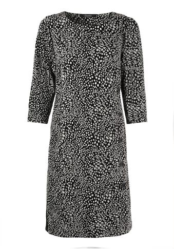 Aniston SELECTED Jerseykleid, mit Zierknöpfen und modischen Gallonstreifen - NEUE KOLLEKTION kaufen