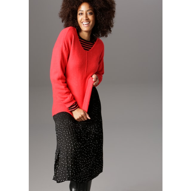 Aniston SELECTED Strickpullover