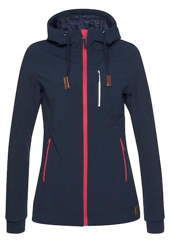 Ocean Sportswear Softshelljacke, Wasser- und windabweisend kaufen