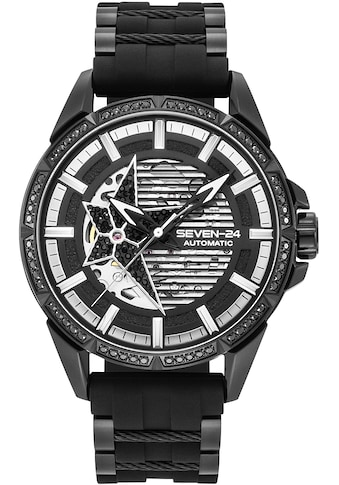 SEVEN-24 Automatikuhr »Seven-24 Star Ray All Black, SV1259BSB-06ST« kaufen