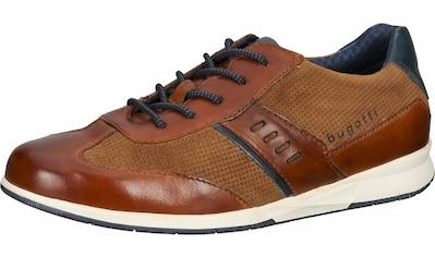 bugatti Sneaker »Glattleder« kaufen