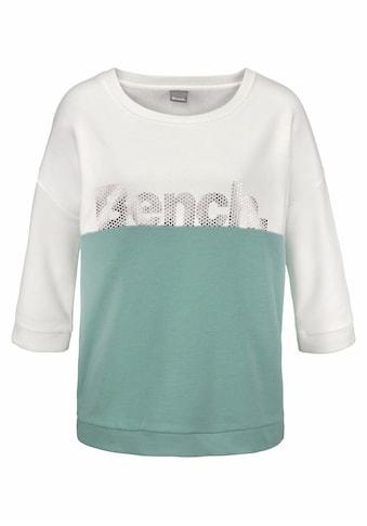 Bench. Sweatshirt, im Colorblocking Design kaufen