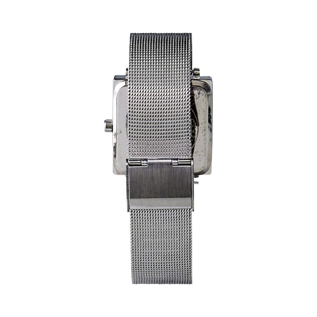 Armbanduhr in modischer Form