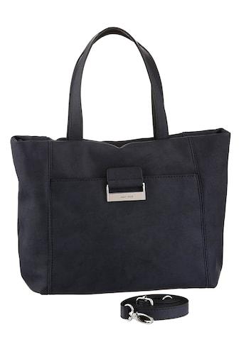 GERRY WEBER Bags Henkeltasche »be different handbag mhz«, im zeitlosen Design mit silberfarbenen Details kaufen