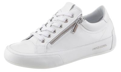 Candice Cooper Sneaker, mit seitlichem Reißverschluss kaufen
