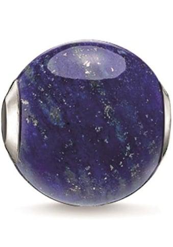 THOMAS SABO Bead »Karma Bead, Blau, K0071-592-1«, mit Lapislazuli kaufen