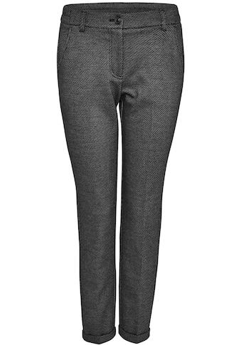 OPUS Stretch-Hose »Melina retro«, mit elastischem Hosenbund kaufen