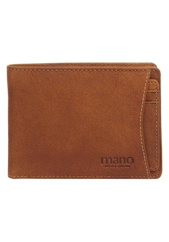 MANO Geldbörse »DON PIETRO«, Kreditkartenfächer kaufen