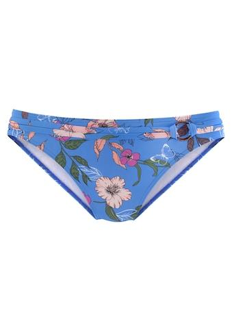 s.Oliver Bikini-Hose »Maya«, mit Ziergürtel kaufen