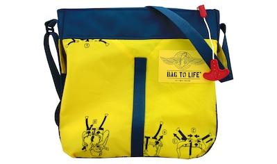Bag to Life Umhängetasche, aus recyceltem Material kaufen