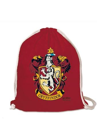 LOGOSHIRT Turnbeutel »Gryffindor«, mit detailliertem Print kaufen