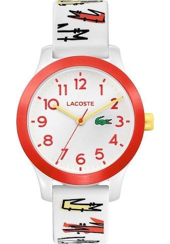 Lacoste Quarzuhr »LACOSTE.12.12 KIDS, 2030018« kaufen