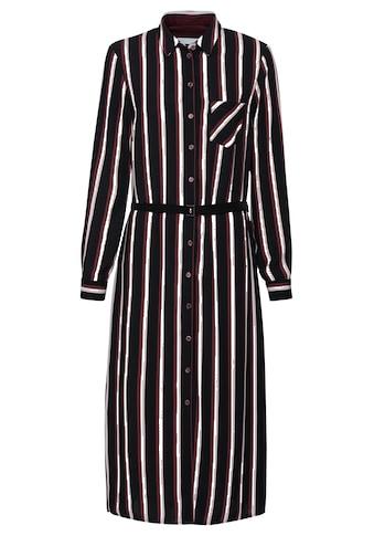 bianca Hemdblusenkleid »DOLORES«, im angesagten Streifen-Look und in moderner Länge kaufen