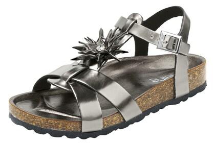 heine sandalette einfach imwalking  brillo zapatos se�ora zapatos pumps