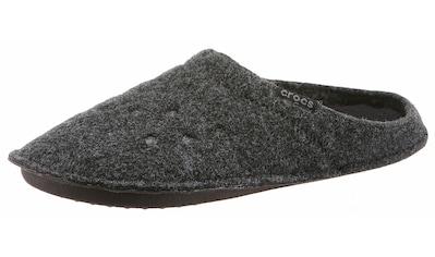 Crocs Hausschuh »Classic Slipper« kaufen