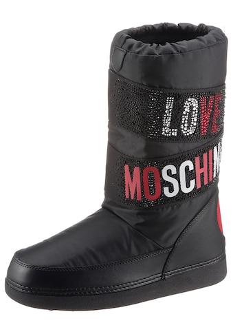 LOVE MOSCHINO Winterboots kaufen