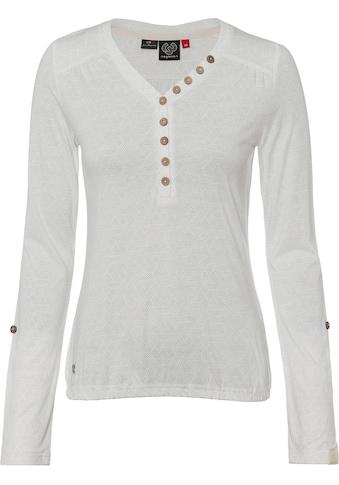 Ragwear Langarmshirt »PINCH« kaufen
