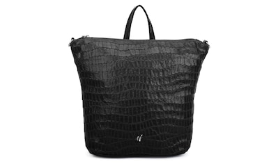 Vleder BAG Shopper »Regina«, in modischer Animal Optik, bekannt aus der TV Serie GZSZ kaufen