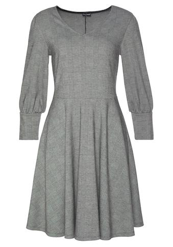 Bruno Banani A-Linien-Kleid, mit Puffärmeln kaufen