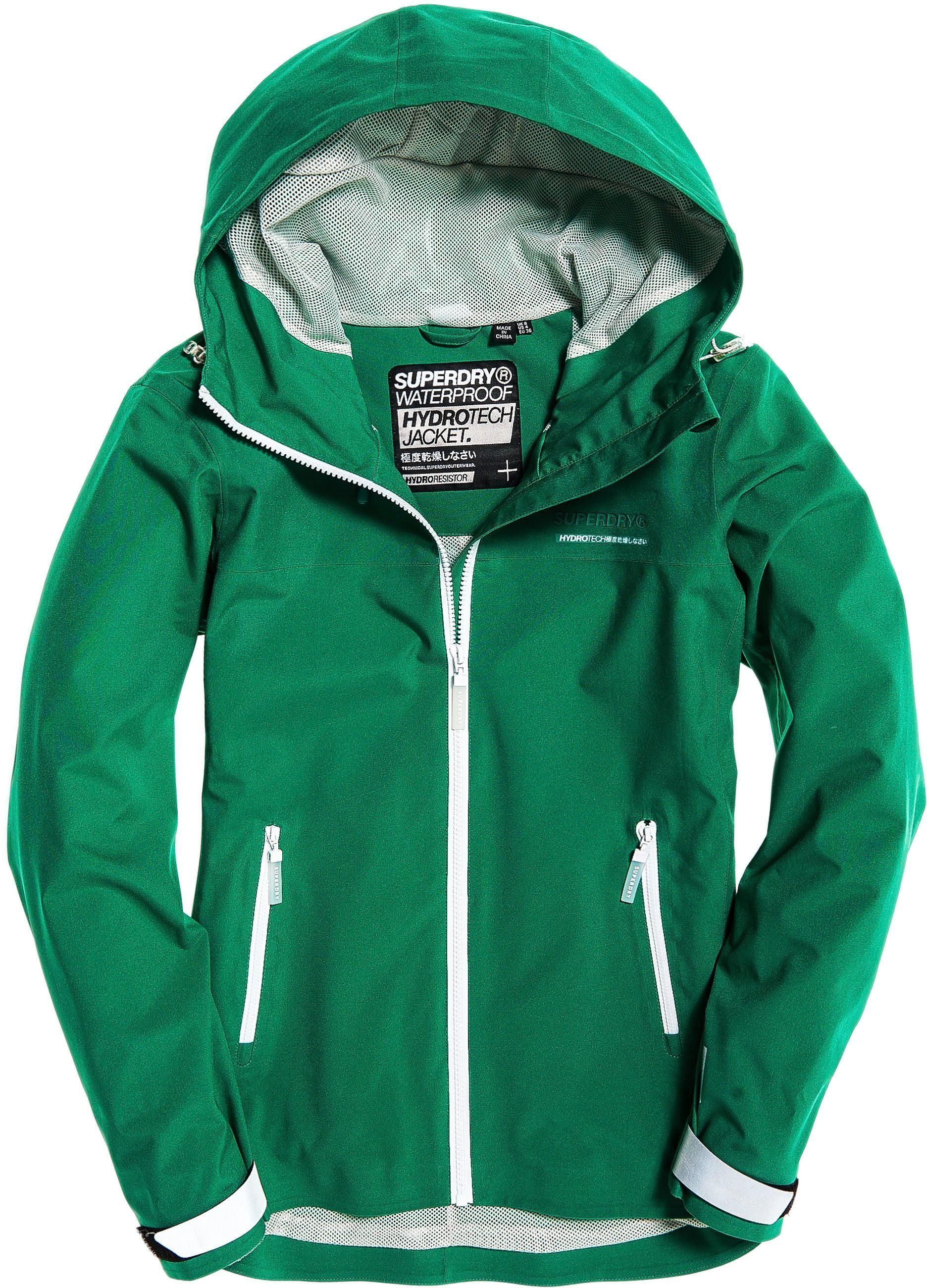 superdry -  Windbreaker HARPA WATERPROOF