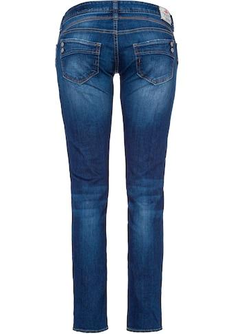 Herrlicher Slim-fit-Jeans »PIPER SLIM ORGANIC«, umweltfreundlich dank Kitotex Technology kaufen