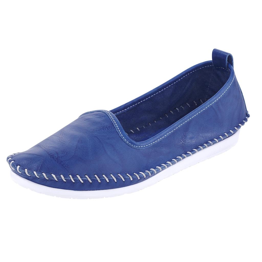 Slipper mit flexibler Laufsohle
